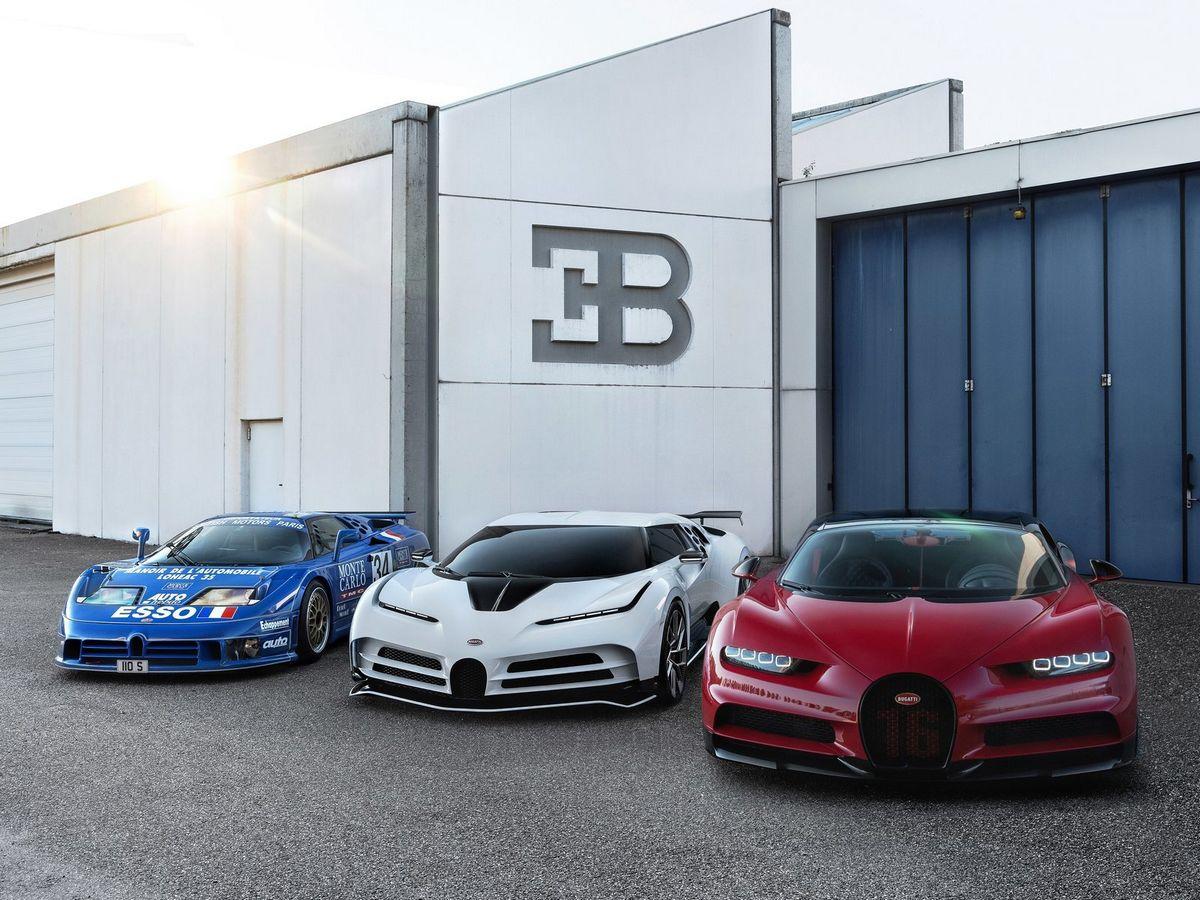 Bugatti centodieci продовження історії найзагадковішого гіперкара — the new bohemian
